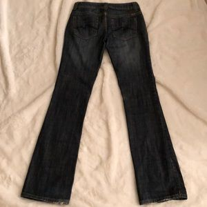 Makers of True Originals Bootcut Jeans